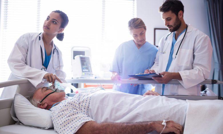 Hospitalize