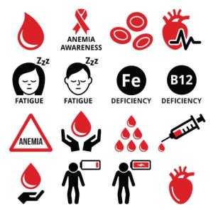 کم خونی- Anemia