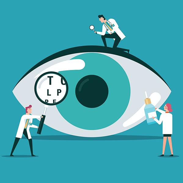 کرونا ویروس-سلامت چشم-covid19